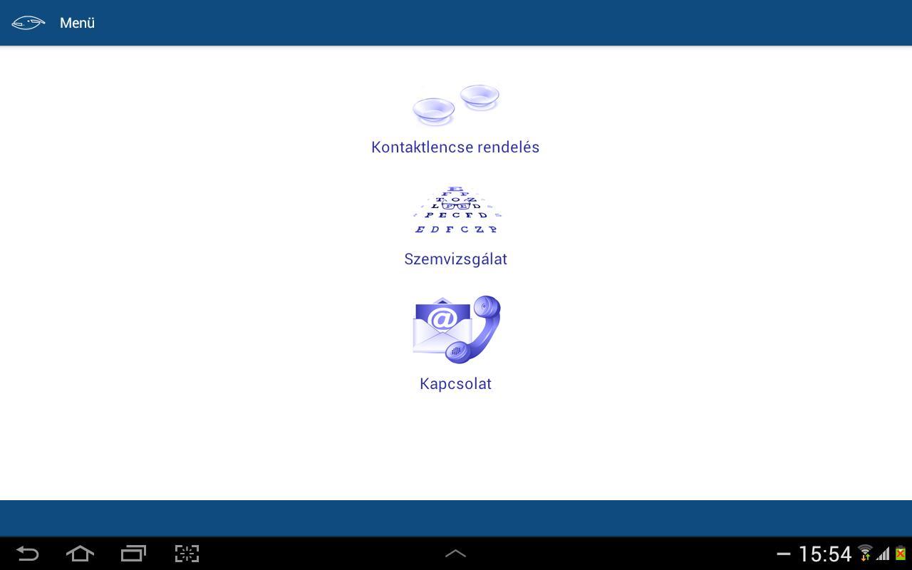 VKontakte szemvizsgálat